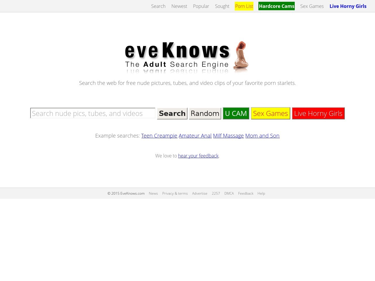 Search sites adult free engine